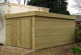 garage-platdak-balgoij afbeelding