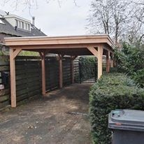 carport-platdak-cadzand afbeelding