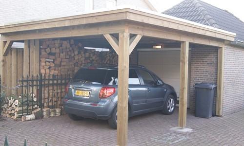 carport-platdak-voorschoten afbeelding