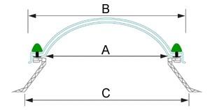 lichtkoepel-helder-120cm-breed afbeelding