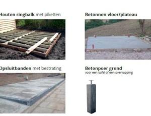 tuinhuis-met-platdak-red-cedar-weert afbeelding
