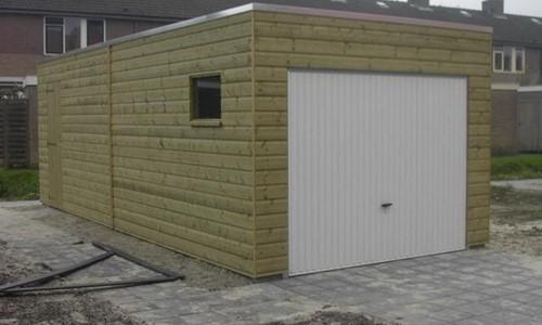 garage-platdak---berging-asten afbeelding