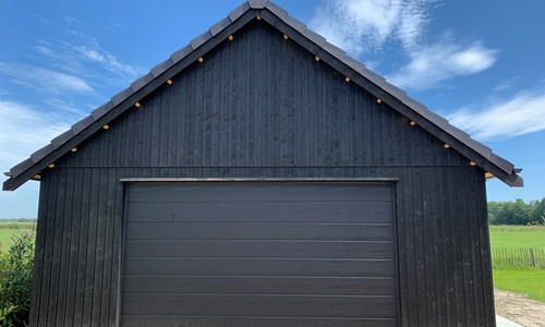 garage-zadeldak-bakel afbeelding