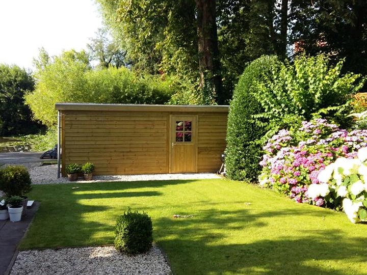 tuinhuis-platdak---overkapping-zuid-holland afbeelding