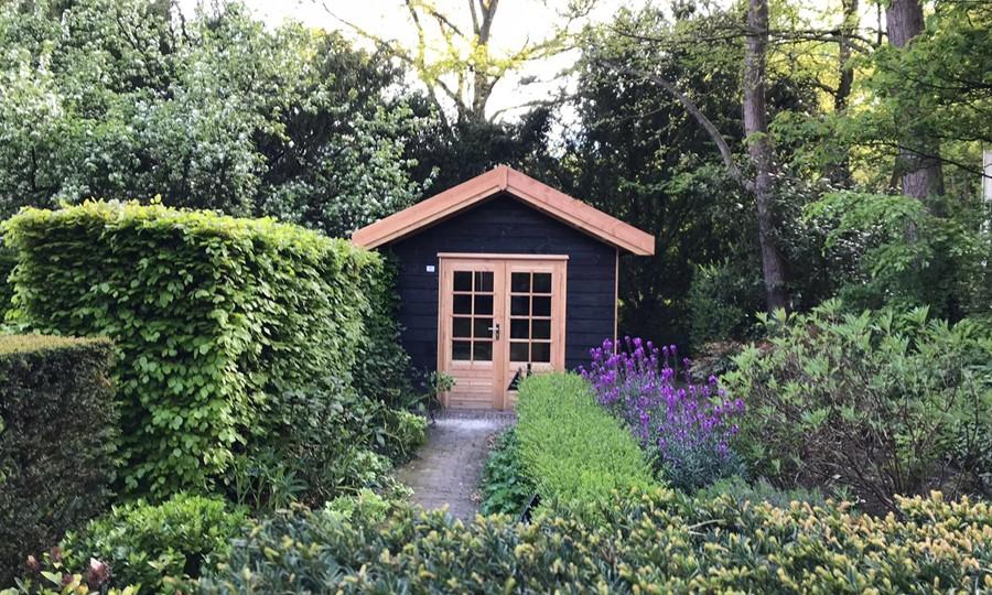tuinhuis-zadeldak---berging-voorhout afbeelding