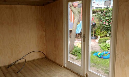 tuinkantoor-lessenaarsdak-red-cedar-werkendam afbeelding
