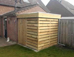 tuinhuis-platdak-modern-driewegen afbeelding