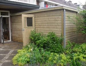 tuinhuis-platdak-buitenpost afbeelding