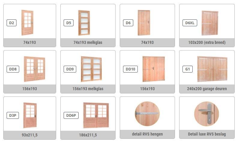 douglas-houten-deuren afbeelding