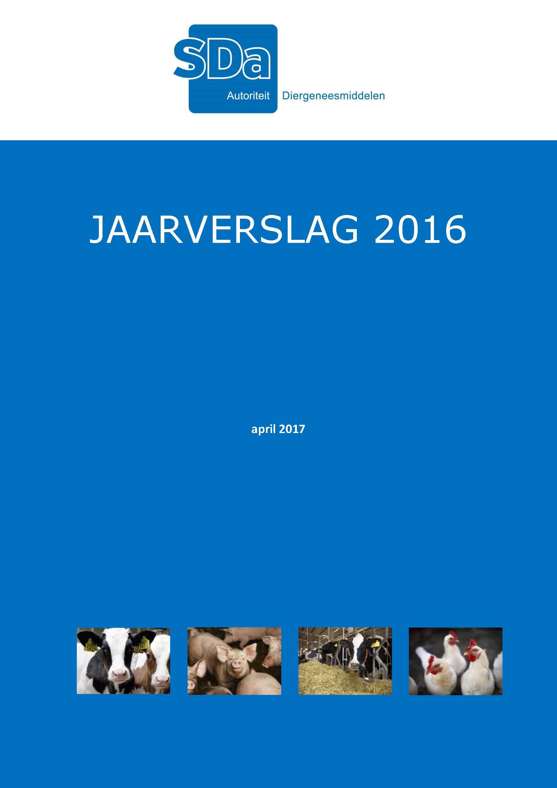 SDa Jaarverslag 2016