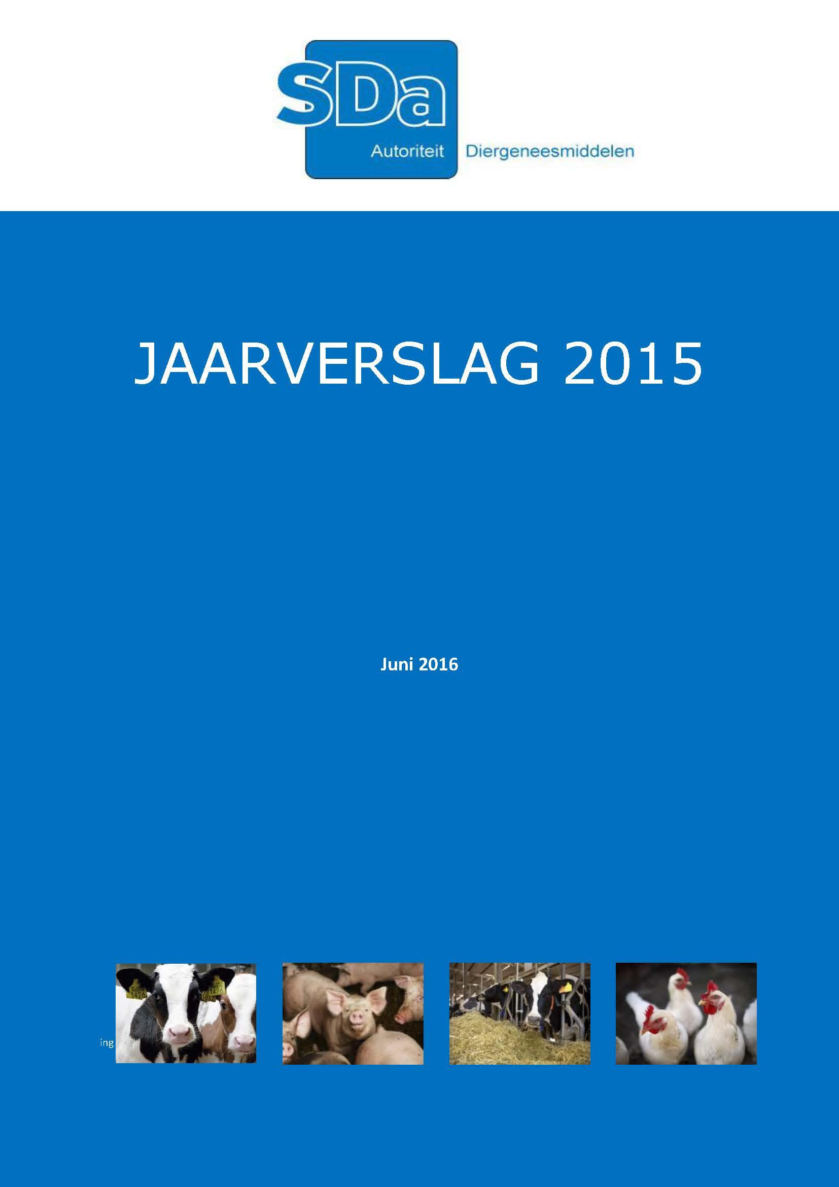 SDa-Jaarverslag 2015