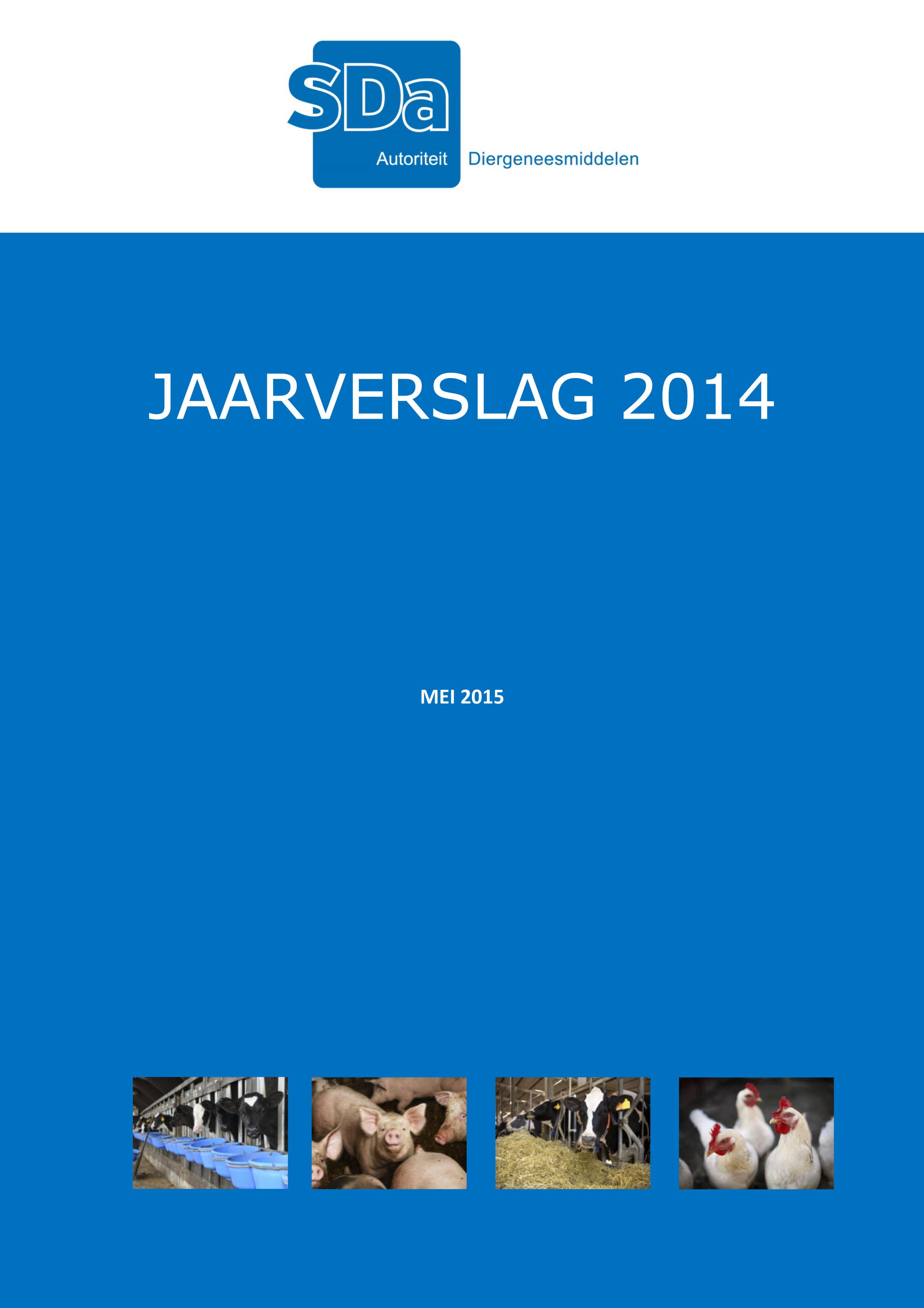 SDa-Jaarverslag 2014