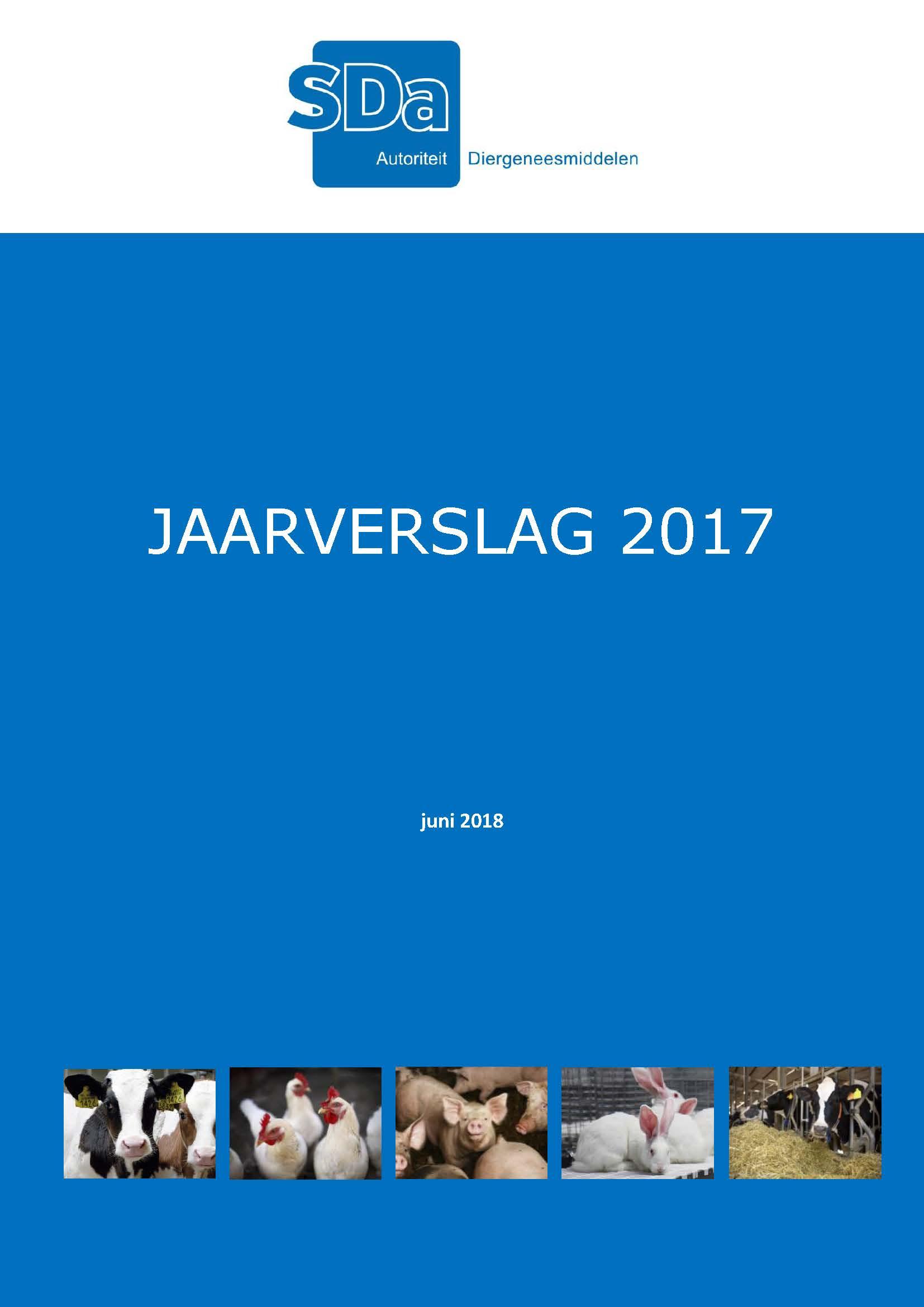 SDa jaarverslag 2017