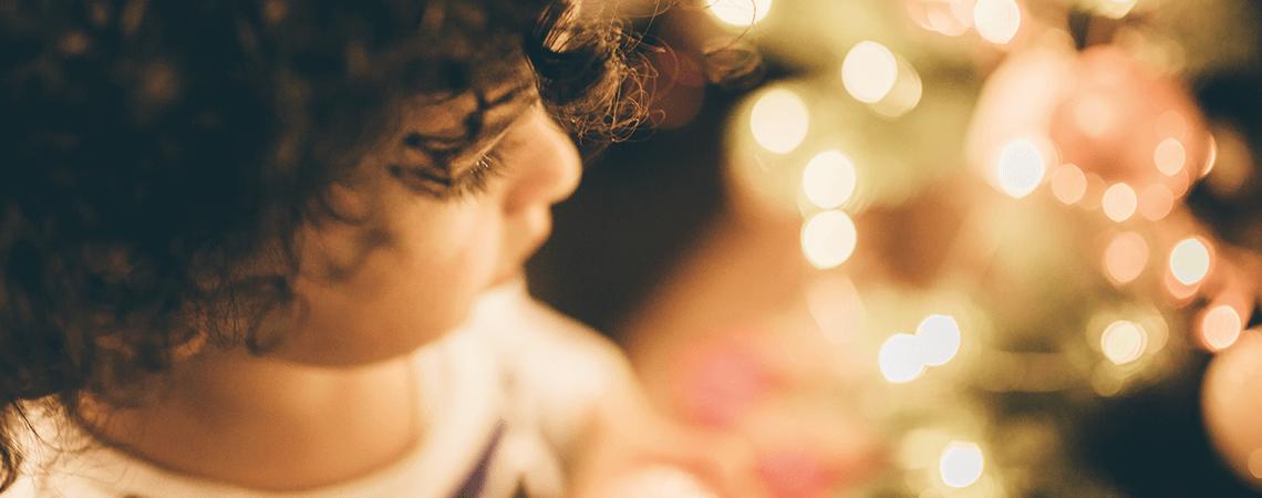 Kerst, het feest van ons kind-zijn