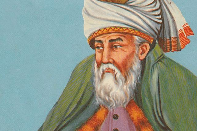 De zeven adviezen van Djalâl'ud-Dîn Rumi