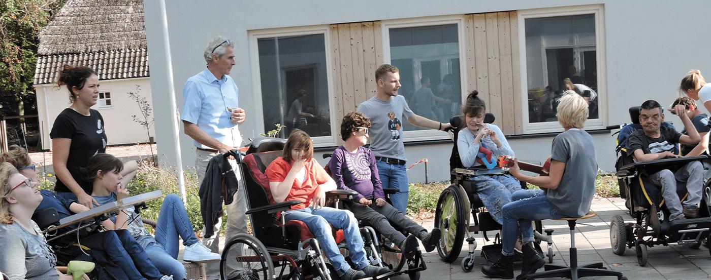 Lucian & Ingeborg van Heumen: Zorg vanuit het hart