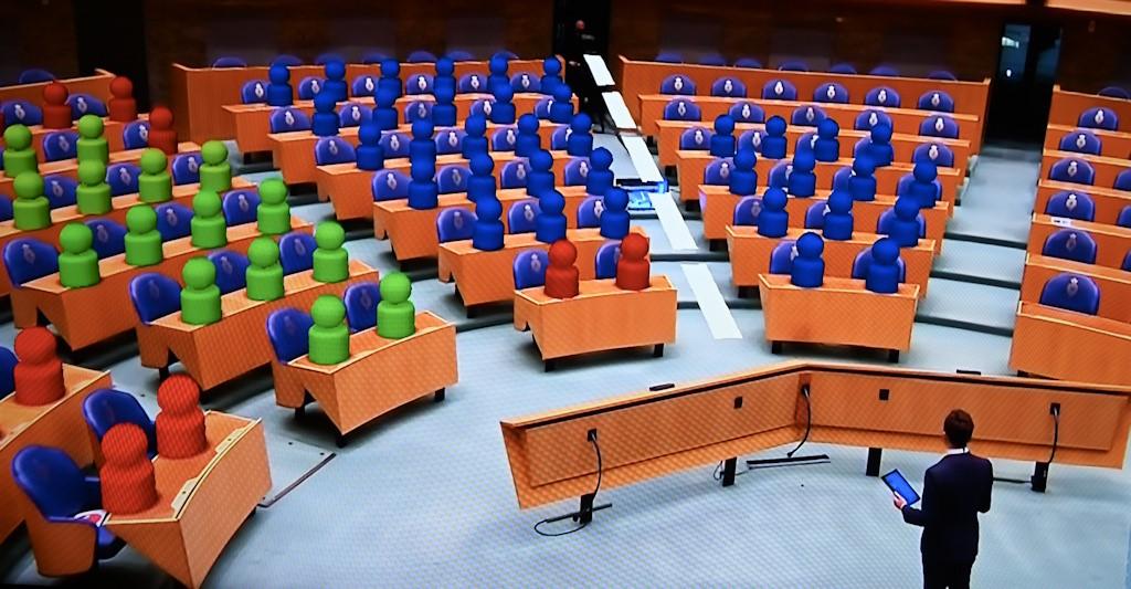 Beweging van Barmhartigheid wil Tweede Kamerleden helpen
