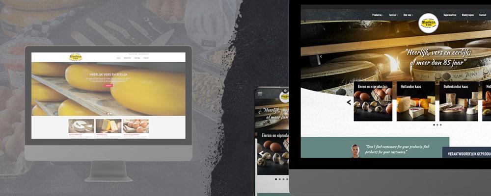 Nieuwe website door I-Pulse