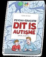 Boek Psycho-educatie Dit is autisme