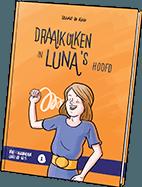 Boek Draaikolken in Luna's hoofd