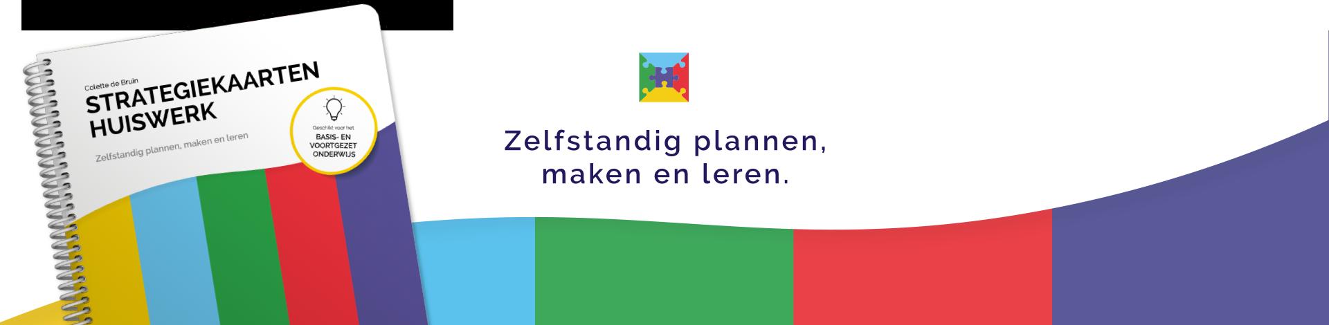 Banner Strategiekaarten huiswerk