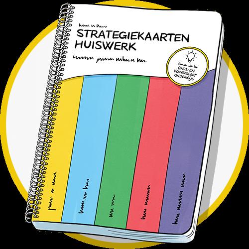 Boek Strategiekaarten huiswerk