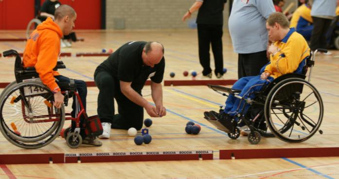Sporten met een spierziekte