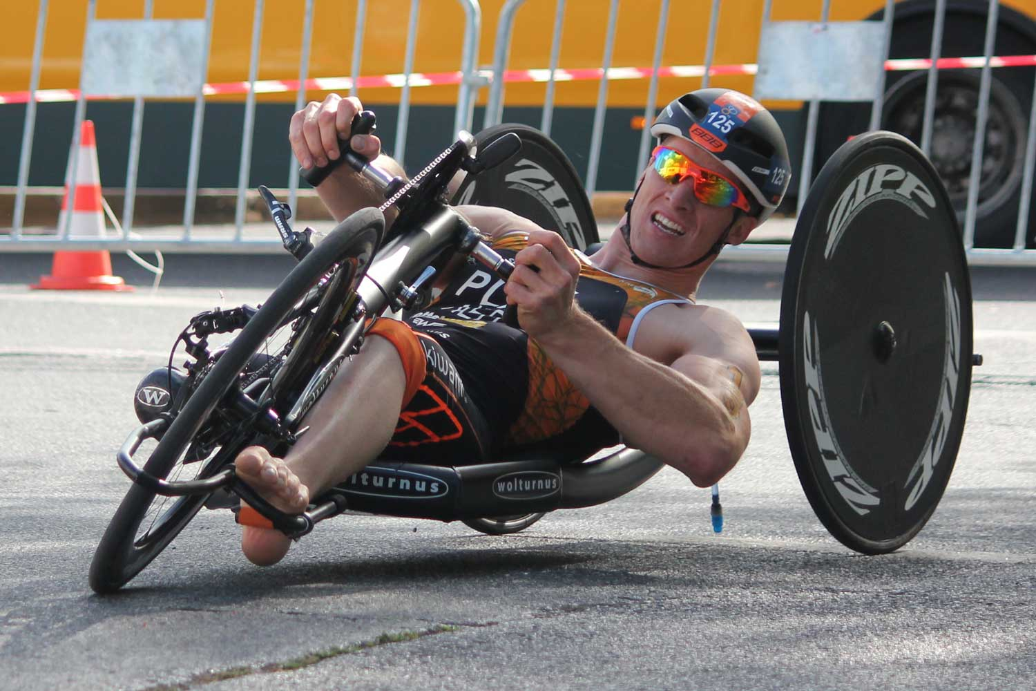Nederlandse Triathlon Bond Paratriathlon
