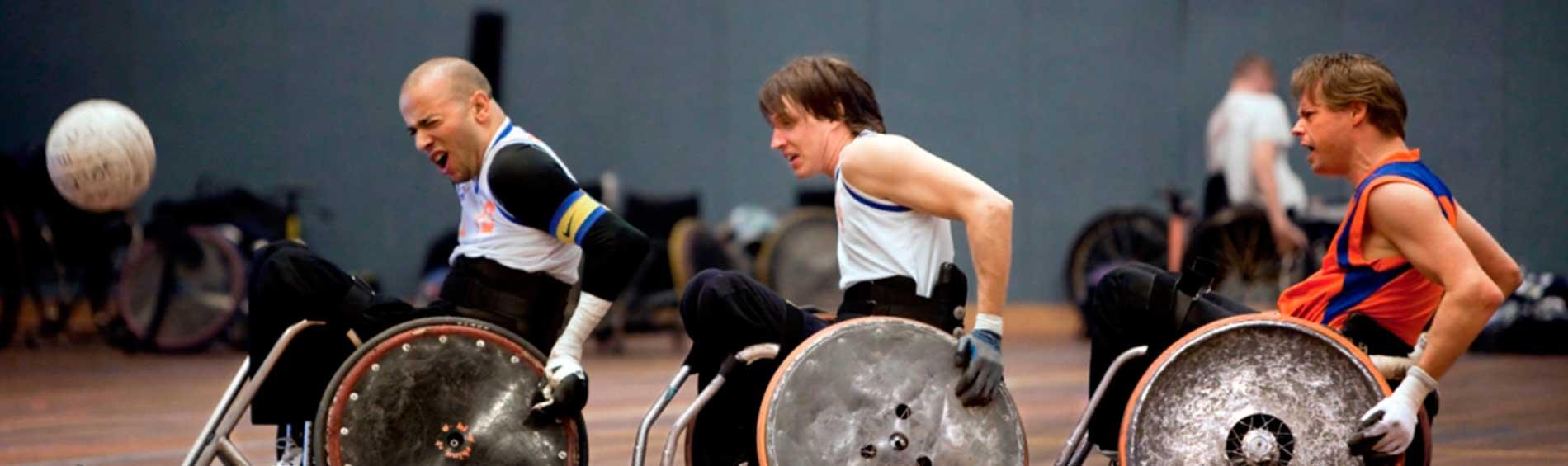 VOG mensen met een handicap