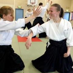 Aikido bij Aikido Nederland