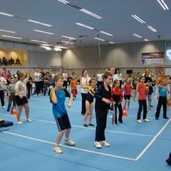 Gymnastiek bij KNGU
