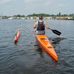 Kanoën bij Watersportverband