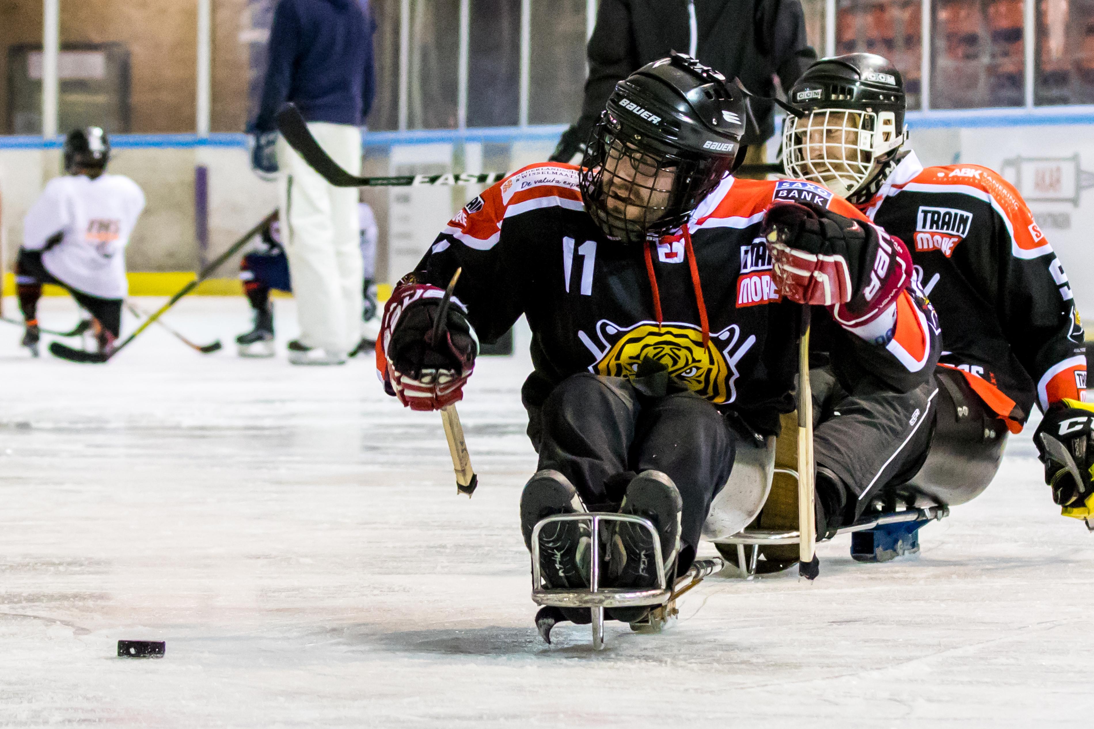 Gehandicaptensport Nederland Para Ice Hockey