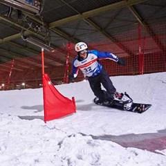 Snowboarden bij de Nederlandse Ski Vereniging