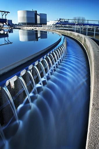 cluster waterkwaliteit en installaties