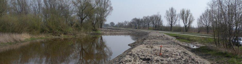 Hoogwatermaatregelen Zuidbroek-Westerbroek