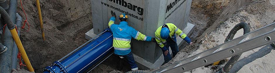 Renovatie rioolgemalen Erp en Heeswijk