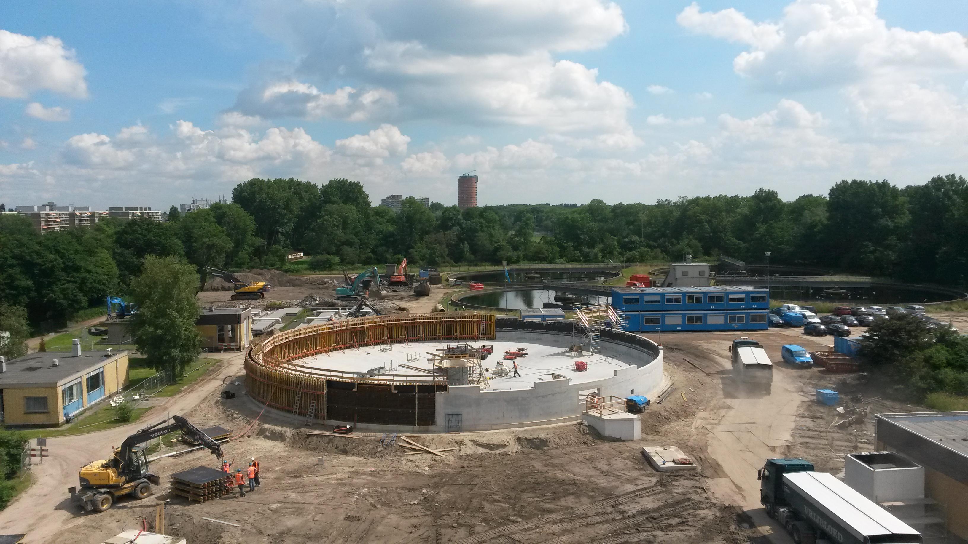 Renovatie awzi Leiden