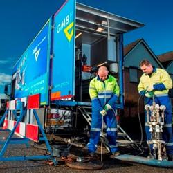 Operator rioolrenovatie en -reiniging