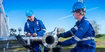 Servicemonteur gastechnieken