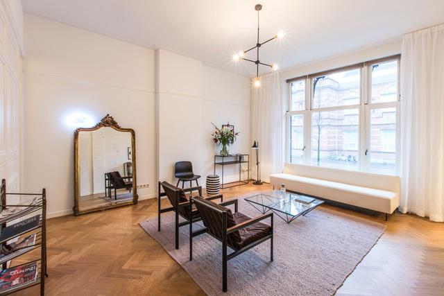 Huisartskliniek Amsterdam moderne kliniek