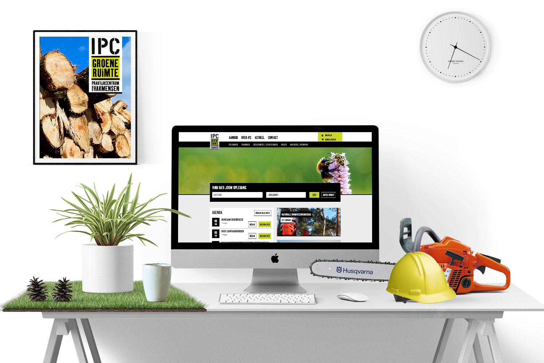 Logo IPC Groen