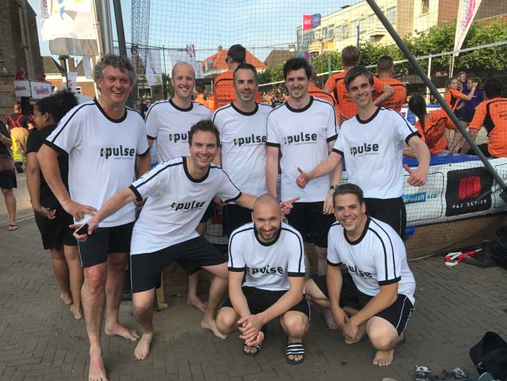 I-Pulse volleybal
