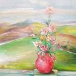 bloemen in toscane