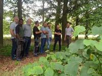 Training invasieve exoten en overlast veroorzakende soorten voor Dolmans afbeelding nieuwsbericht