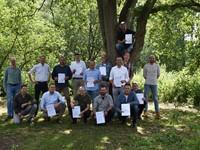 Pilot-opleiding European Tree Manager afgerond afbeelding nieuwsbericht