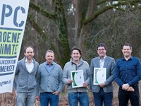 NL Greenlabel en IPC Groene Ruimte slaan handen ineen afbeelding nieuwsbericht