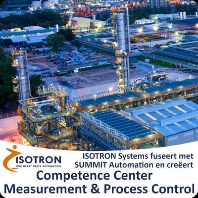 Afbeelding 1 - Isotron Systems fuseert met Summit Automation
