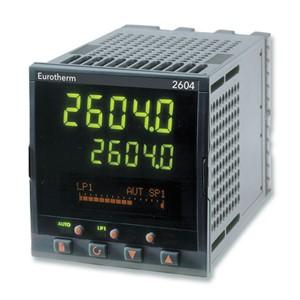 2604 Temperatuur- en procesregelaar