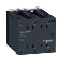 SSM3 - 3-fase solid state relais, 0-25A
